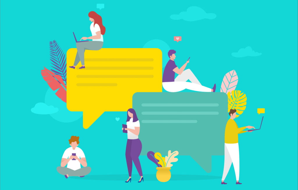What is the best corporate chat app for remote work?