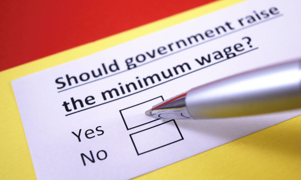 What are the benefits of raising the minimum wage in 2020?