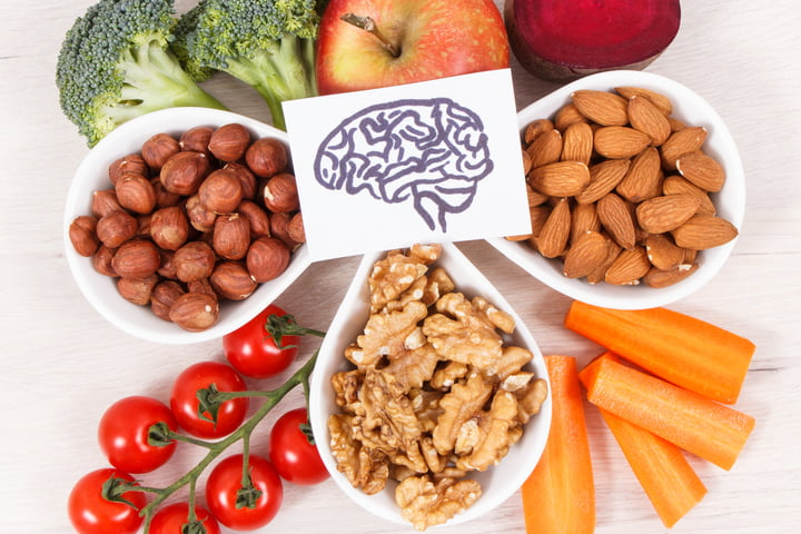 right food to boost brain power