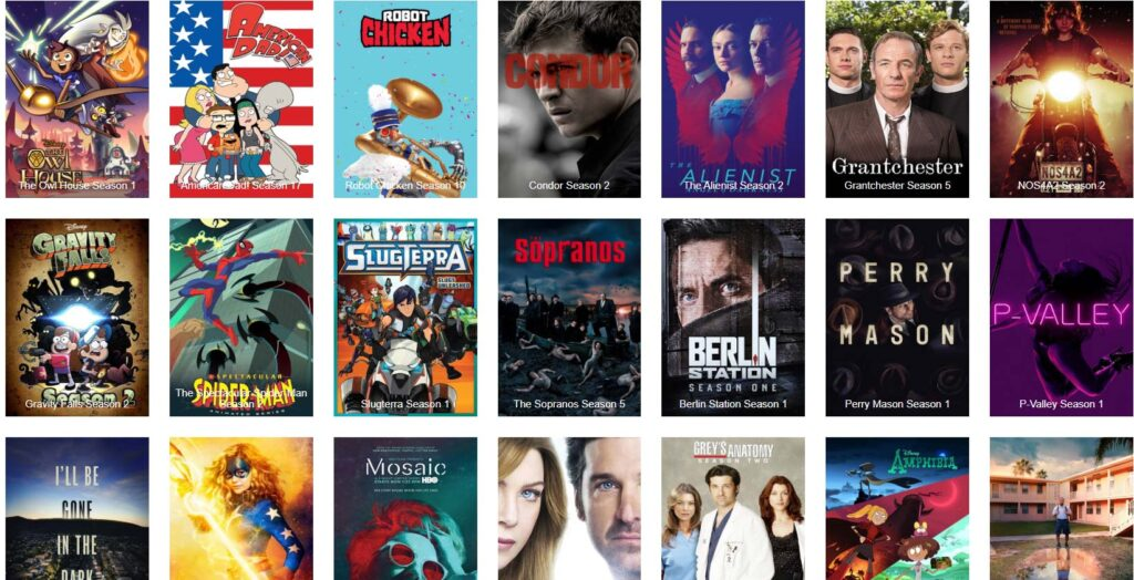 Vudu is a video-on-demand  streaming service