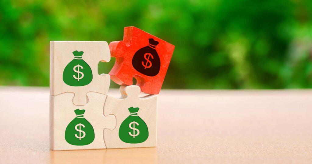 three major types of profit