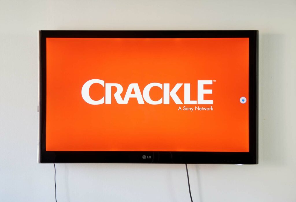With Crackle you can watch TV shows online for free