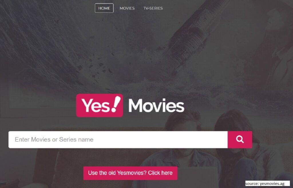 YesMovies -  Putlocker Alternative