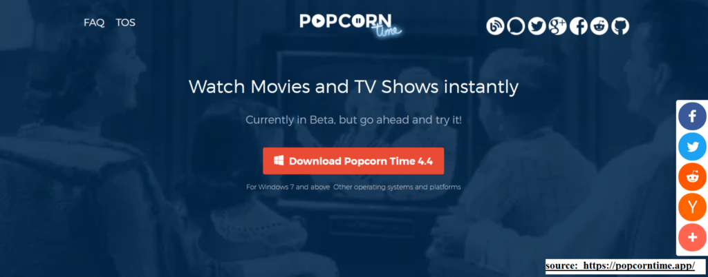 Popcorn Time - The Best Alternative to Alluc