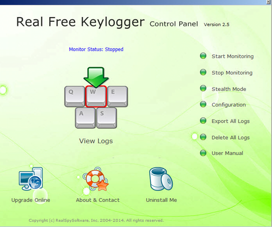 Real Free Keylogger for Employee Monitoring