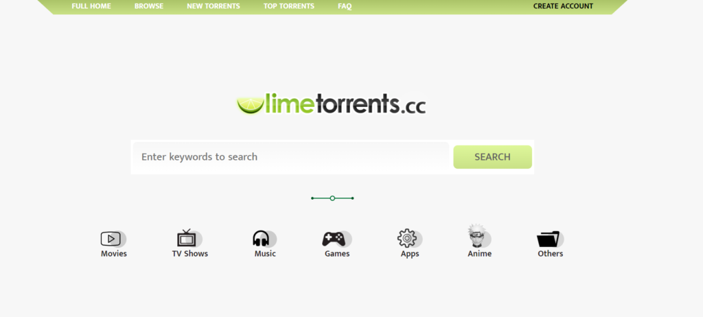 download your favorite movies with limetorrents