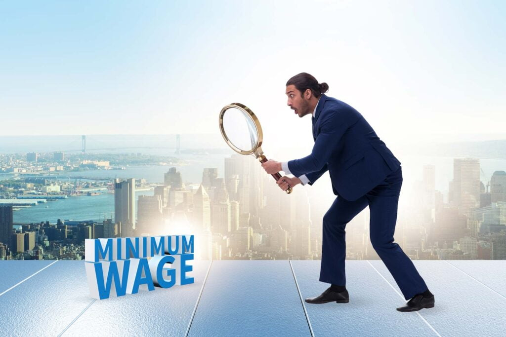 California Minimum Wage