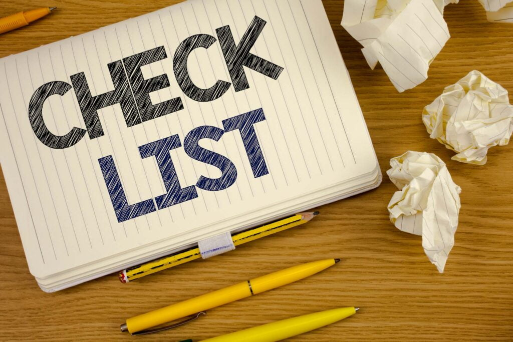 The Best Checklist Apps to Improve Your Productivity