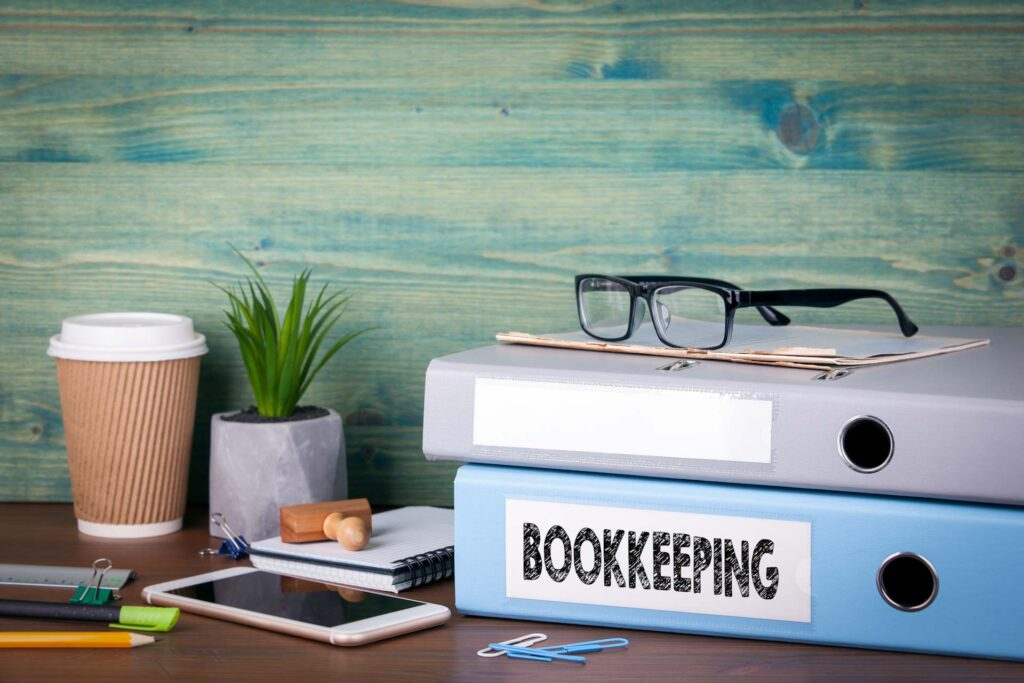 part-time bookkeeping from home