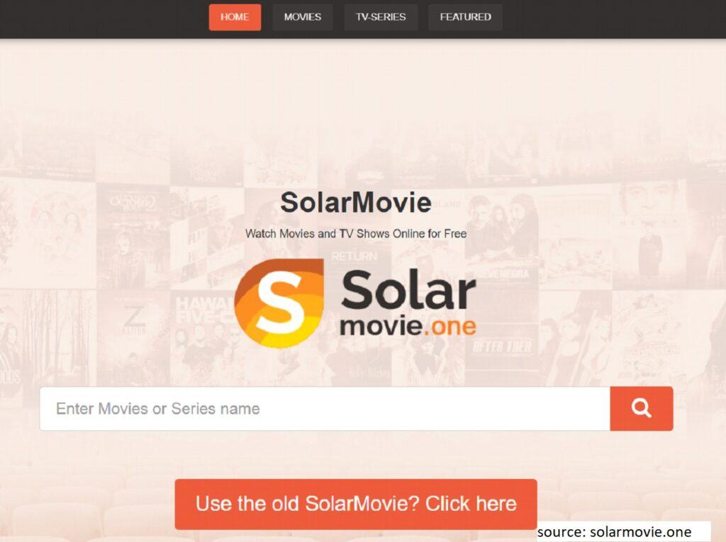 SolarMovie - Best CouchTuner Alternative