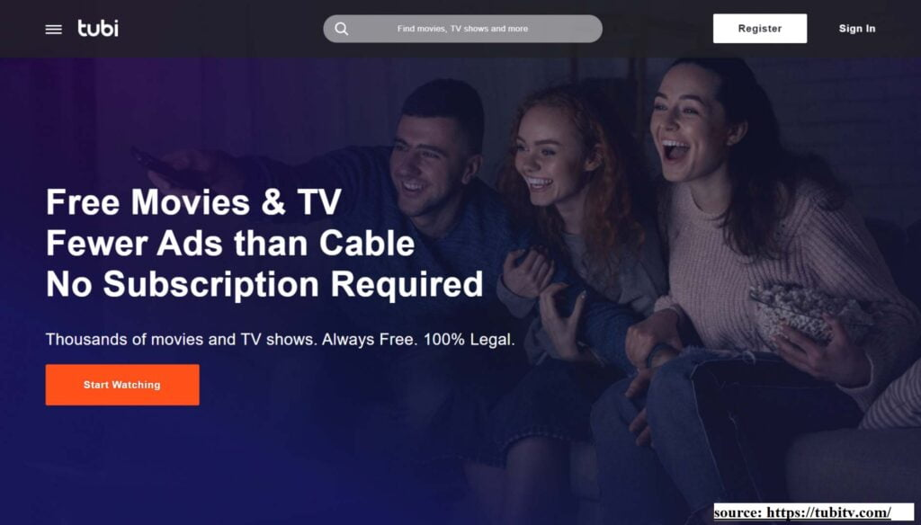 Tubi TV - The Best Alternative to Alluc