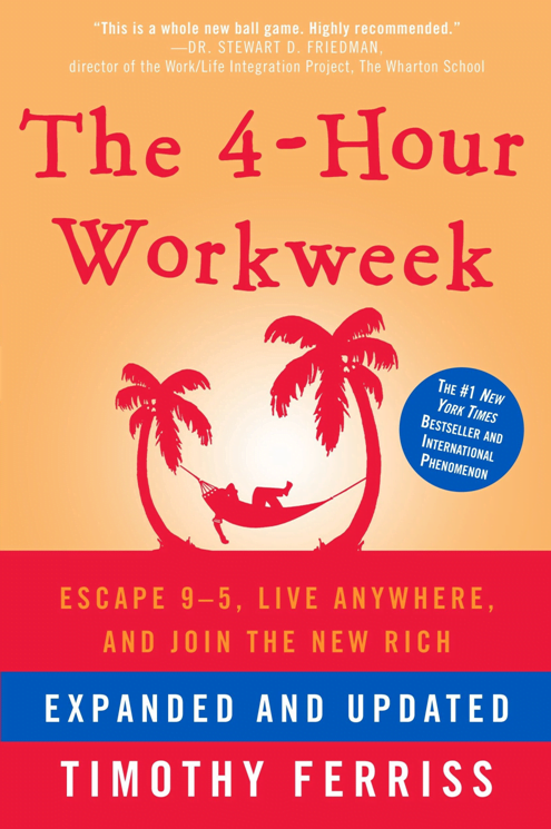 book The 4-Hour Workweek