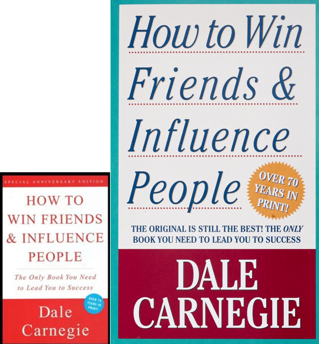book How to Win Friends and Influence People