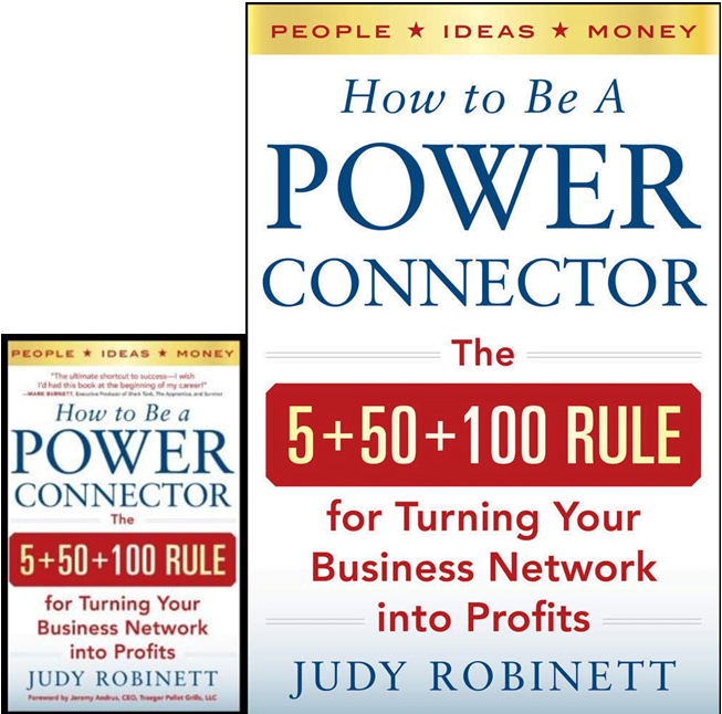 book How to Be a Power Connector
