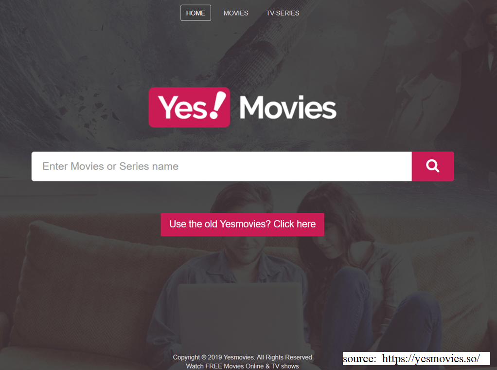 YesMovies - 123movies alternative
