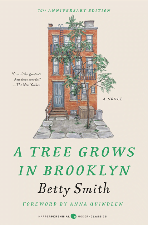 book A Tree Grows in Brooklyn