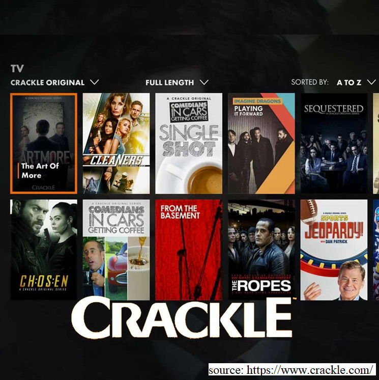 Crackle - 123movies alternative