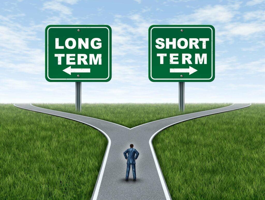 Long-Term and short-term Goals
