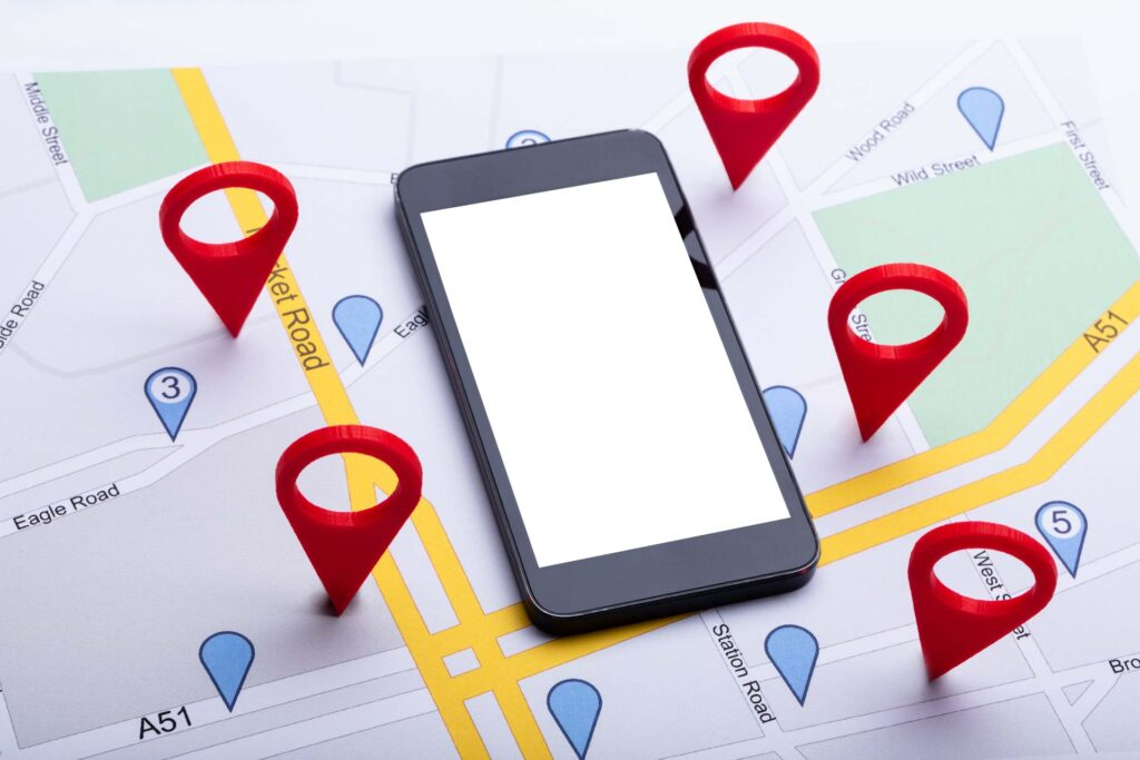 Business with Geofencing