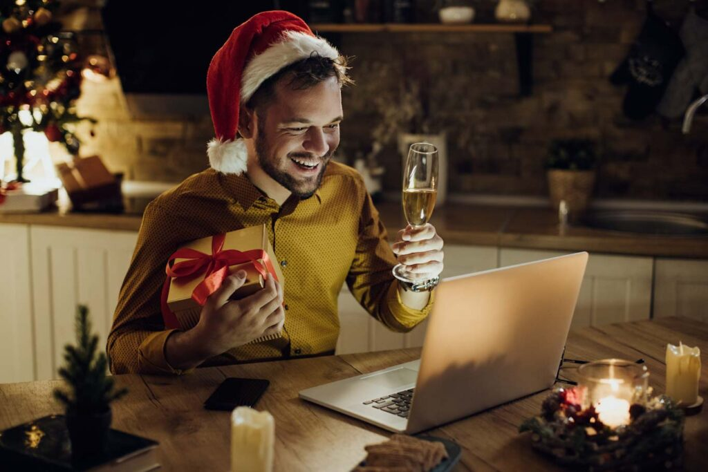Virtual Christmas Activities