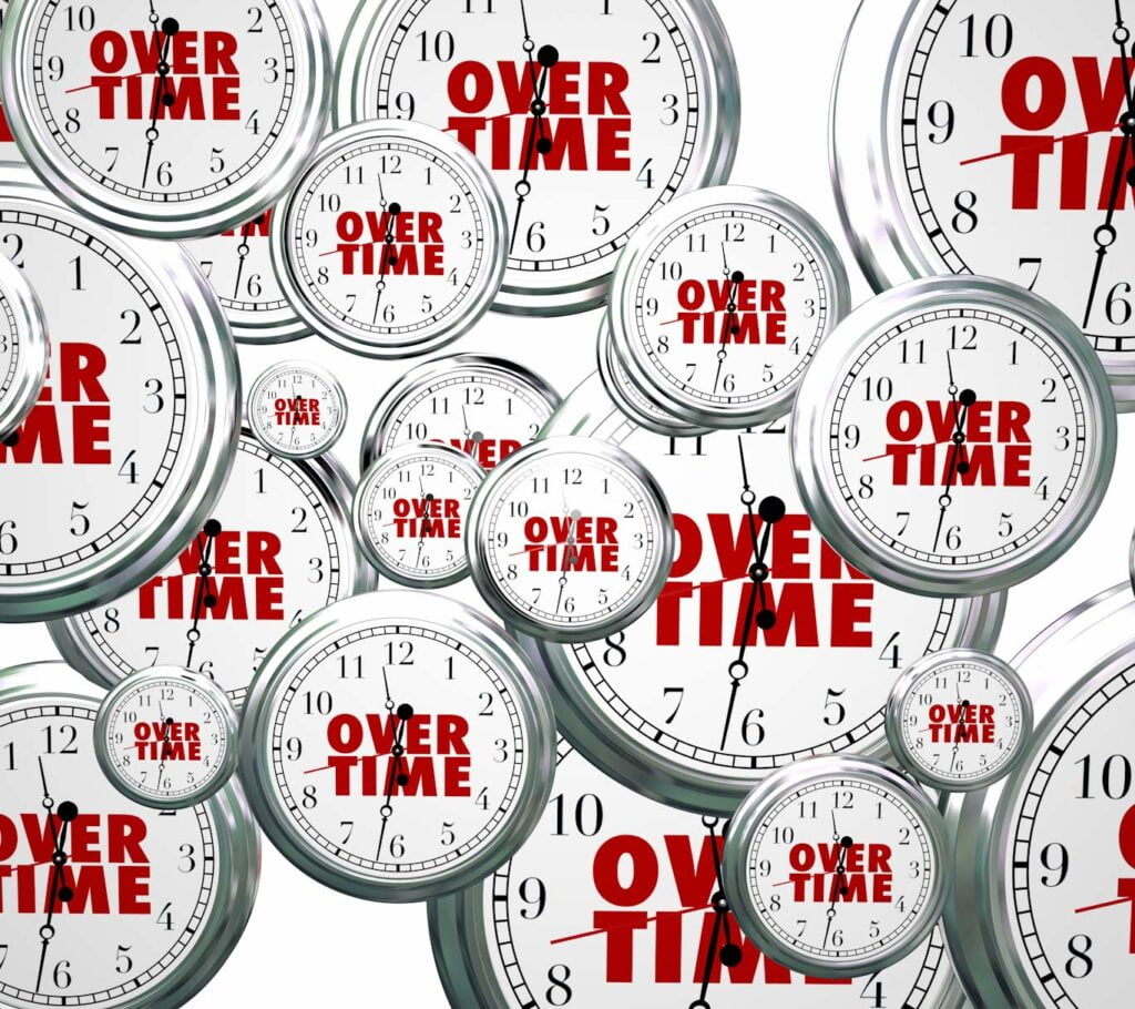 Unauthorized Overtime Threats to Businesses