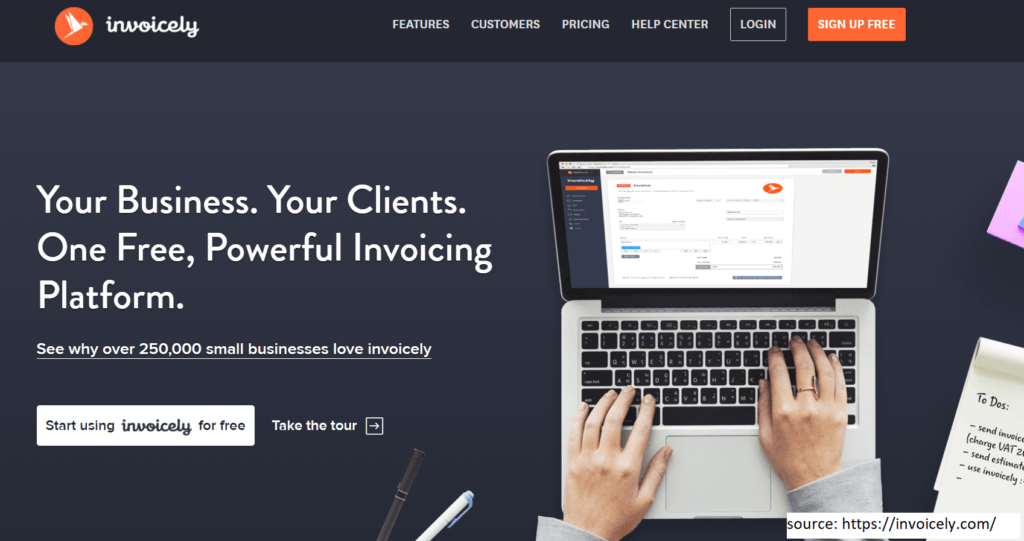 Invoicely  -  Invoicing Software