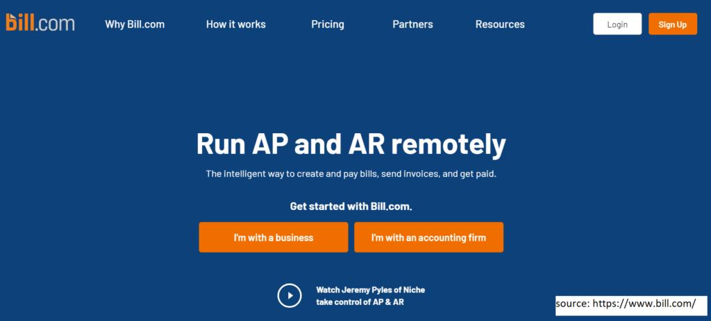 Bill.com  -  Invoicing Software