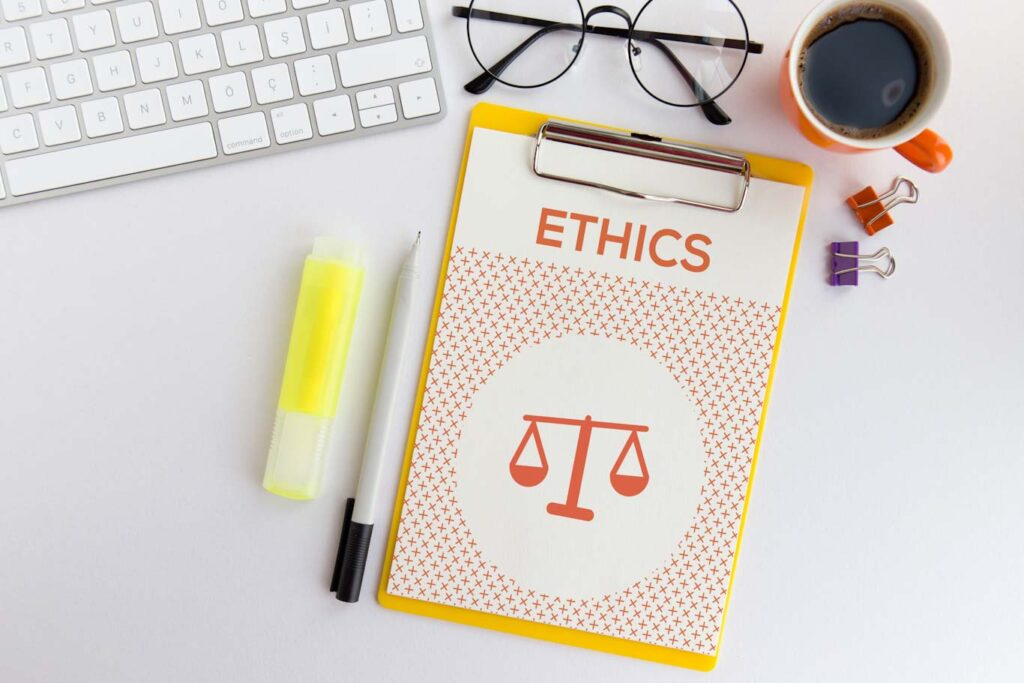 Ethical time tracking