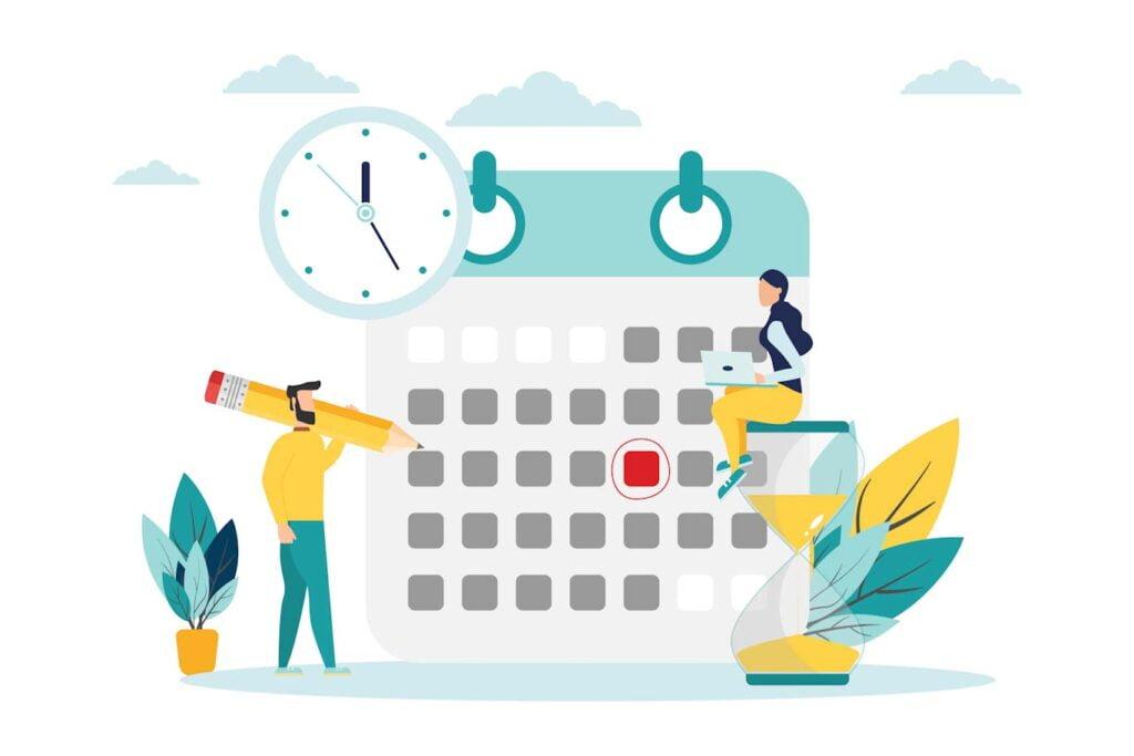 Adjust Your Schedule
