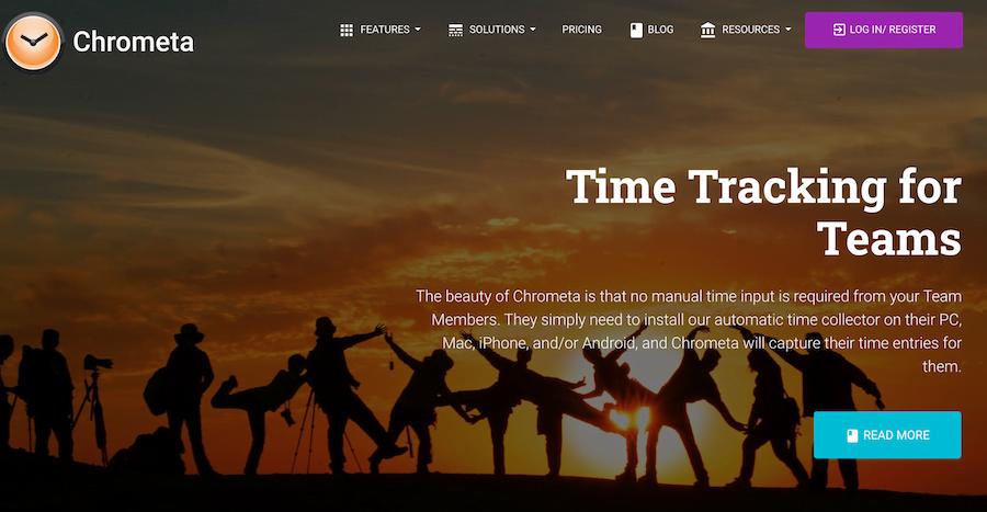 Chrometa - Time Trackers for Mac