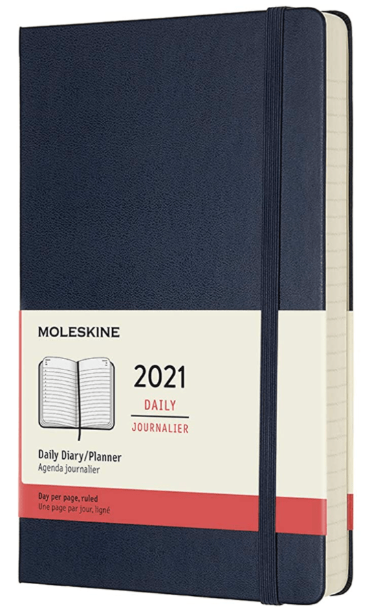Moleskine Classic 12-Month Weekly Planner