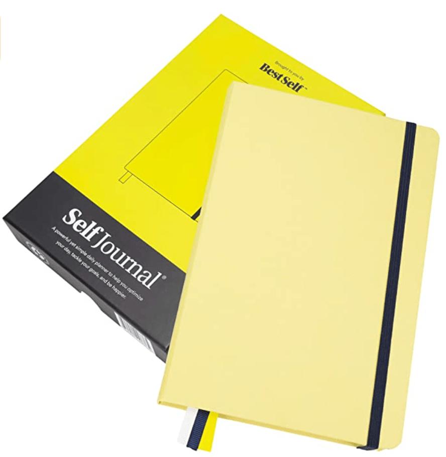 Self Journal by BestSelf