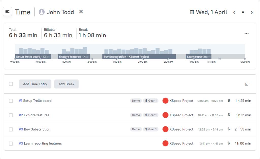TMetric - Time Tracking Software