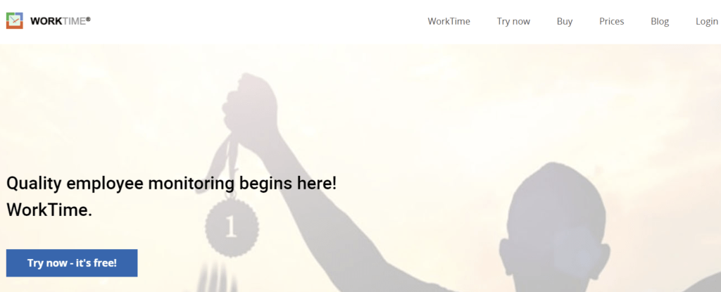 WorkTime - Time Tracking Software