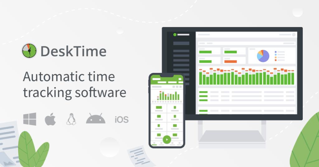 DeskTime - Time Tracking Software