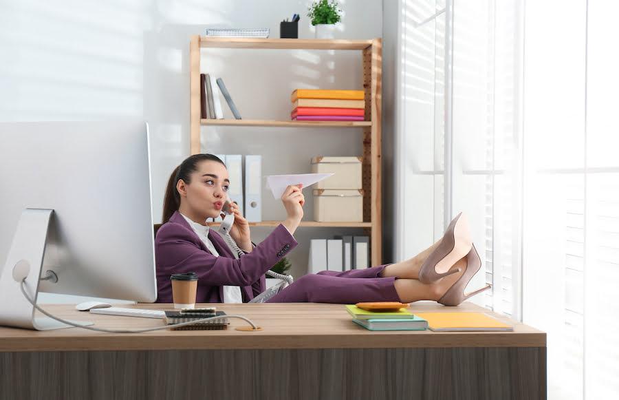 Unproductive Employee