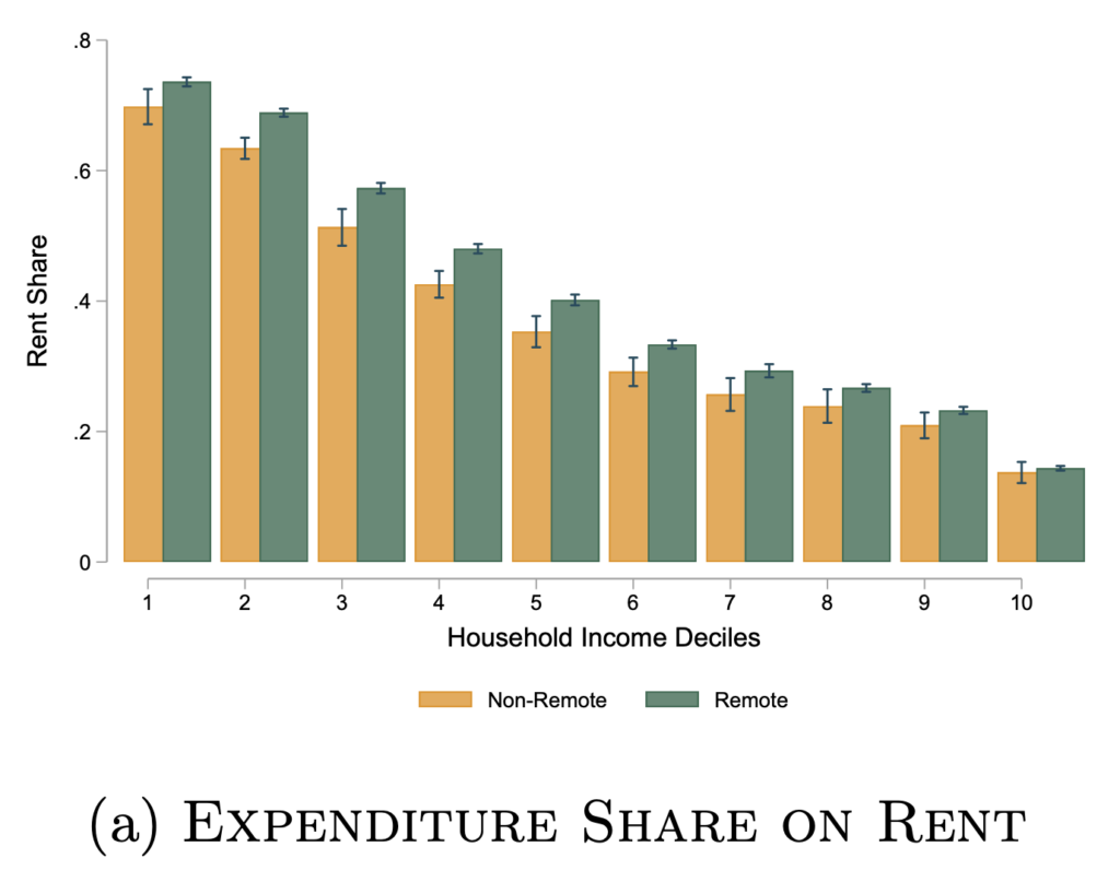 Expenditure Share on Rent